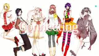 【UTAUカバー/PV】 Connecting 【UTAU音源6人】 thumbnail
