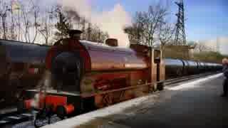 イギリスの鉄道史1 蒸気機関車の登場