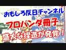 【プロパンダ冊子】 盛大な捏造が発覚!