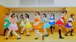 """【ラブライブ】もぎゅっと""""love""""で接近中! 踊ってみた【らぷらいぷ!】"""