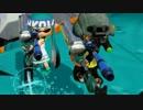 【実況】スプラトゥーン でたわむれる part70 直線リッター VS リッター9K thumbnail