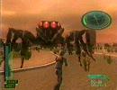 THE地球防衛軍2-32蟲の怒りinf-2/徒歩【4A正面突破外周なし】