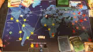 フクハナ・マサヤのふたりボードゲーム対決 NO.5 『パンデミック』