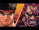 【PV】STREET FIGHTER THE NOVEL 俺より強いやつは何処にいる【小説版】