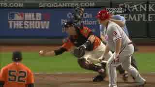 【MLB】一塁手以外グローブ使わない縛りプレー集