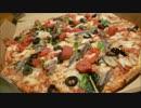 アメリカの食卓 563 米ドミノピザで、シー