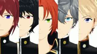 【MMDあんスタ】ECHO - Knights