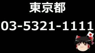 【ゆっくり保守】舛添都知事リコールデモ開催決定!3月26日(土)