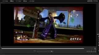 [プレイ動画] 戦国無双4-Ⅱの無限城100階目をYAKOでプレイ