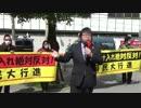 【2016/3/27】難民受け入れ絶対反対!国民大行進 in 新宿 1/4