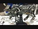 玩具レビューMPZ 01 シールドライガー組み立て。