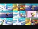 弱酸性ミリオンアーサー13,14,15,16,17,18,19,20話のEDを並べてみた。