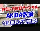 【AKIBA散策】 今は無き万世橋駅!