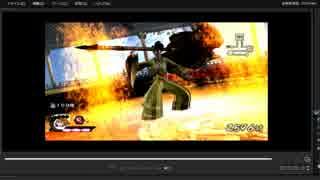 [プレイ動画] 戦国無双4-Ⅱの無限城100階目をYUUKIでプレイ