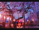 枝垂桜とほのぼの神社.mp175
