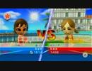 チャンピオンに11ポイントマッチで勝利【Wiiスポーツ卓球】