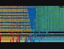 [新黒MIDI] あの神曲、youをある程度黒くしてみた(2 MILLION NOTES)