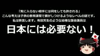 【ゆっくり保守】有田芳生と桜井誠、全面対決か?