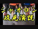 【我々議会】シャオロン政見放送【第一期】