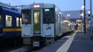 越生駅(JR八高線)を発着する列車を撮ってみた