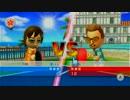 試合モード11Pマッチストレート勝ちpart1【Wiiスポーツ卓球】
