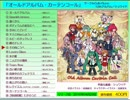 【超ボーマス34】オールドアルバム・カーテンコール【クロス...
