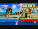 試合モード11Pマッチストレート勝ちpart2【Wiiスポーツ卓球】