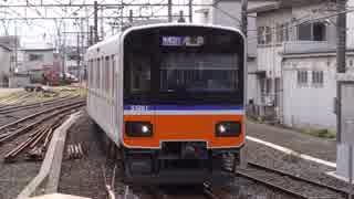 坂戸駅(東武東上(本)線・越生線)を発着する列車を撮ってみた