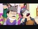 【MMDおそ松さん】色松でボーラーレ+速度松【撮ッティ】