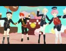 【MMD刀剣乱舞】 来派?と粟田口で We are POP☆CANDY! 【第8回ラジP杯】