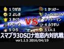 【スマブラ3DS】ロナウジーニョ池田窓内対抗戦(ストック引継ぎ/5on5) Part1