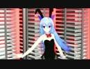 【MMD】チルノさんに踊ってもらった【PiNK CAT】