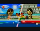 試合モード11Pマッチストレート勝ちpart3【Wiiスポーツ卓球】
