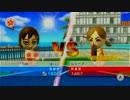 チャンピオンにストレート勝ち(11Pマッチ)【Wiiスポーツ卓球】