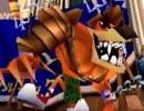 ブッとび!世界一周!クラッシュバンディクー3を初見実況プレイpart4