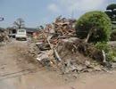 熊本地震で発生した益城町の被害状況