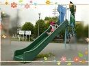【なつ・まゆ】公園遊びと子供の成長◇なっちゃんち まゆちゃんち #63[桜H28/4/25]
