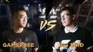 RedBullKUMITE2016 TOP8Losers GamerBee vs BigBird スト5