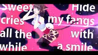 (☆・(∀)・)<PiNK CAT 英語で歌ってみた。