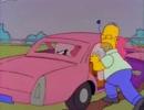 ホーマー・シンプソン vs ピンキー パイ