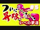 【スプラトゥーン】#5 S+への夢道 ついに昇格か?! thumbnail