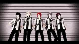 【MMDあんスタ】夜咄ディセイブ_Knights【N1】