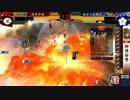 【戦国大戦】鉄砲使われの対戦動画105【擲弾貫通】
