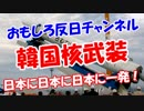 【韓国核武装】 日本に日本に日本に一発!?