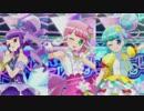 【プリパラ】「かりすま~とGIRL☆Yeah!」を比較してみた【TRiANGLE】