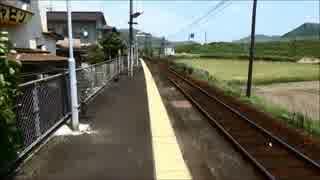 【JR津山線】 こう見えて岡山駅の2つ隣の駅です 【備前原駅】