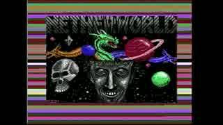 NetherWorld(Commodore64版)タイトル