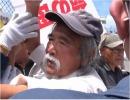 【沖縄の声】これが沖縄のヘイワ運動の姿!辺野古で起こった街宣妨害・威嚇・暴力...