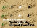 【Pump It Up】BanYa Production - Turkey March -Minimal Tunes-【BGA】