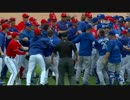 【MLB】大乱闘で両軍合わせて8人が退場処分